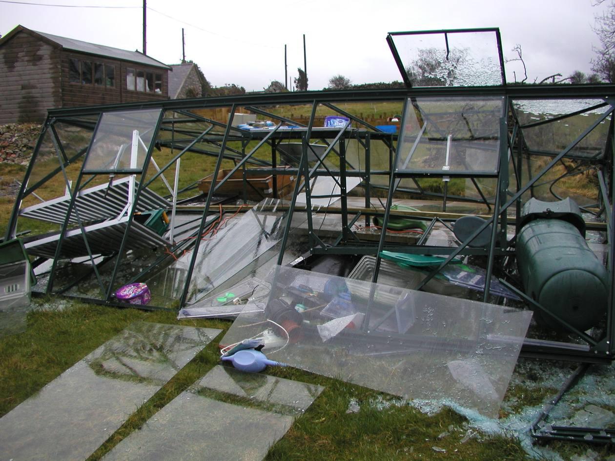 prevent greenhouse damage